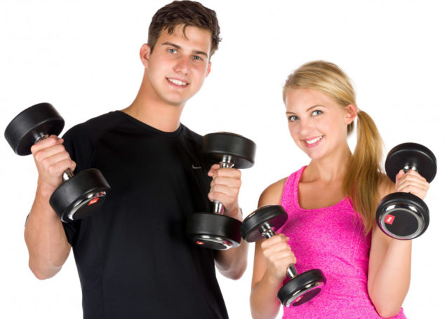 Couples Pursuing Fitness Goals Together Get Better Results