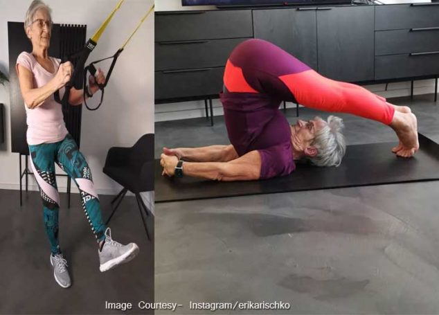 This 81 Year Old Fitness Influencer Is A Social Media Sensation Now