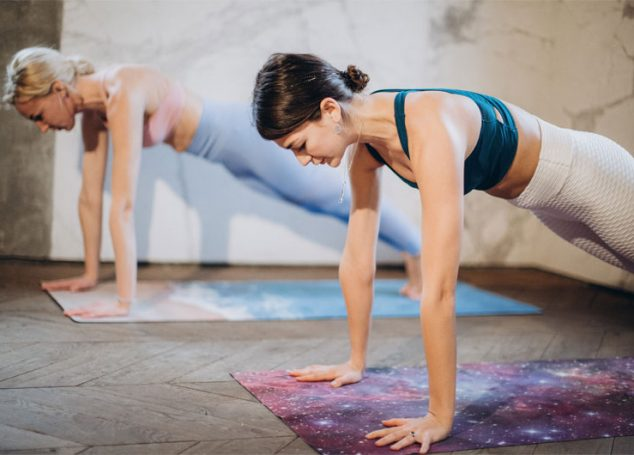 Five Basic Exercises You Can Do At Home