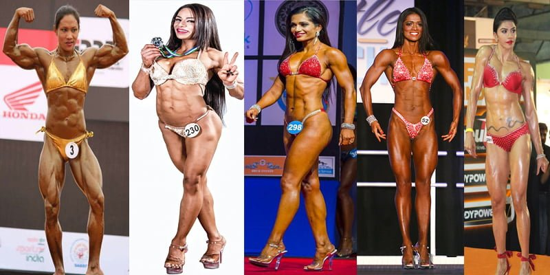 The Most Amazing Indian Female Bodybuilders And Fitness Athletes Fit Is Fine See more ideas about fit women, fit women bodies, women. amazing indian female bodybuilders